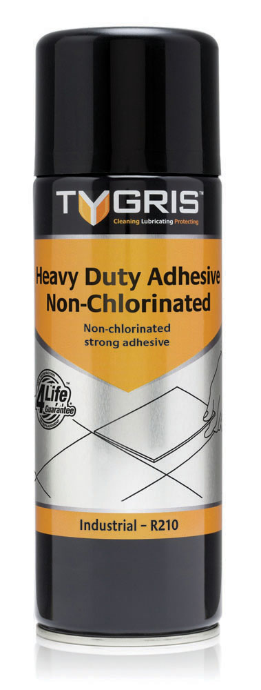 R210 Non-Chlorinated Heavy Duty Adhesive